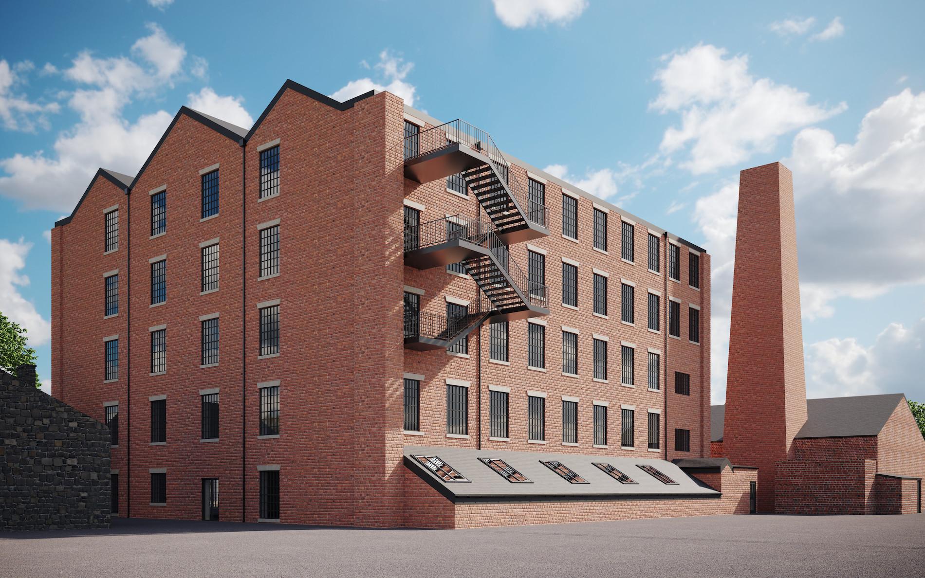 Lancaster PBSA – The Mill