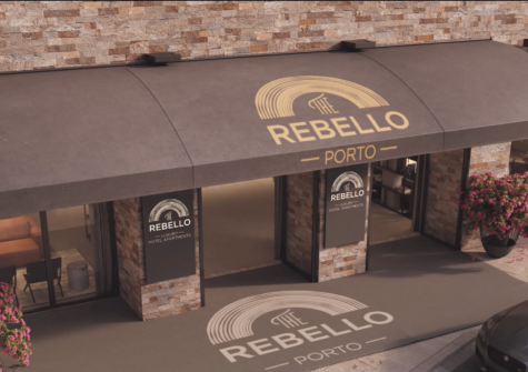 The Rebello hotel- Porto