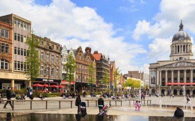 Nottingham: the new UK property hotspot