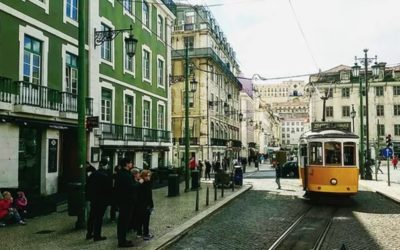 LISBON; Europe's San Francisco