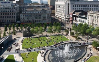 MANCHESTER – The UK's No1 city for rental returns