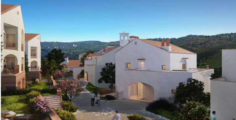 Ombria Golf Resort, Portugal