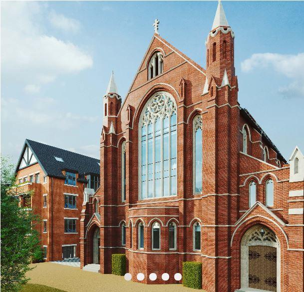 St Barnabas, Finchley, London